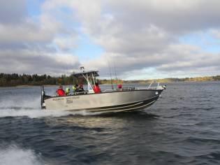Alukin Pro Fishing 750