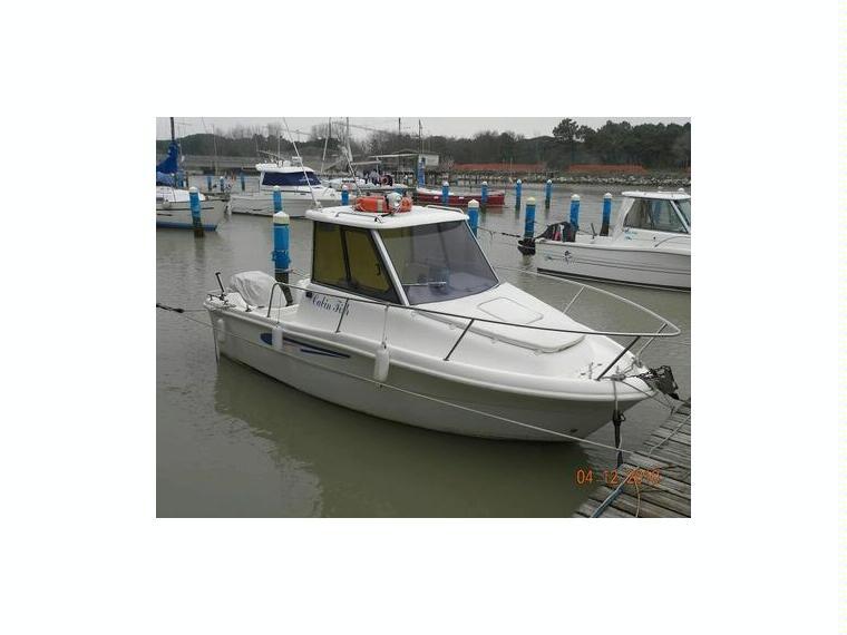 550 cabin fish in emilia romagna barche a motore usate for Barche al largo con cabine