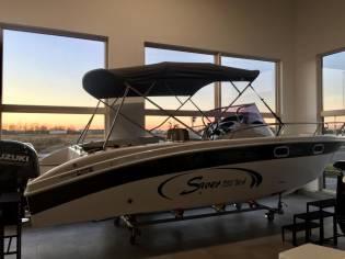 Saver 750 W.A. Ausstellungsboot Interboot 2019