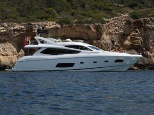 Sunseeker 73 Manhattan