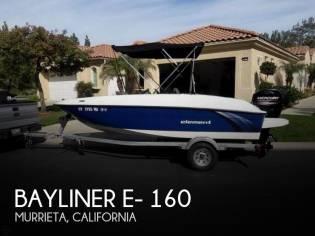 Bayliner E- 160