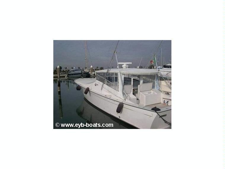 Tornado 50 sport fisherman in lazio barche a motore for Barca tornado 50
