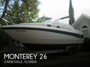 Monterey 256 Cruiser