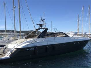 Princess Yachts V55