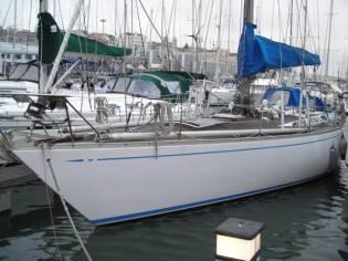 Swan 44 S&S