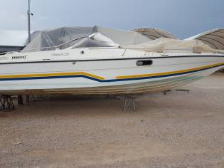 Tullio Abbate offshore 27'