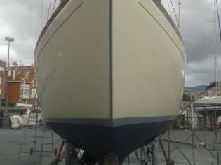 Barco de vela clásico