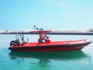 Ocean Craft Marine 9.5M RHIB Professional Search a