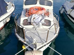 pilotina cabinata in pto azzurro | imbarcazioni cabinate usate 53526