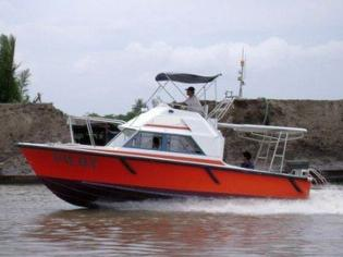 Kajütboot Flyliner 860