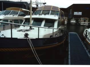 Linssen Grand Sturdy 410 AC Motorboot