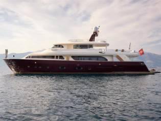 Ferretti Yachts Custom Line 30