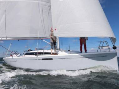 DEHLER 34 FASTCRUISER NEW