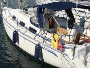 Bavaria 30 Cruiser / VAT PAID / NEW ENGINE
