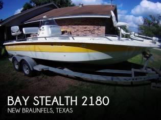 Bay Stealth 2180