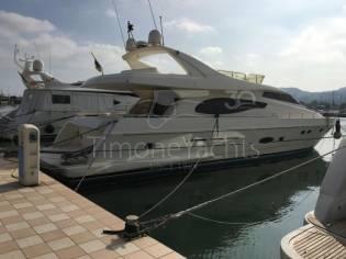 Ferretti Yachts 730