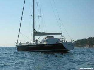 Custom Dehler Yachtbau Dehler 39