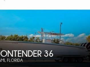 Contender 36