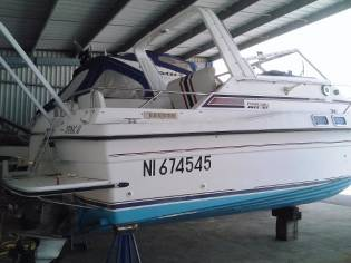 Fairline sunfury 25