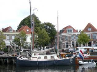 Zeilsloep ex-Statendam