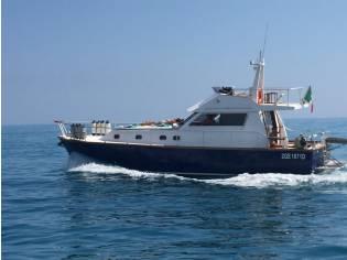 TIGULLIO 43 Cantieri Navali del Golfo
