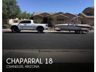 Chaparral 18