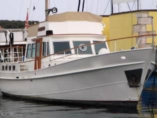 Custom trawlwer navetta olandese