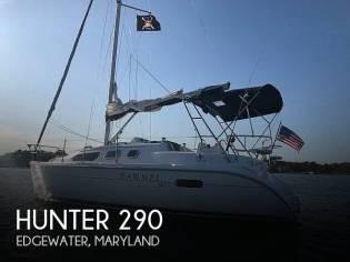 Hunter 290