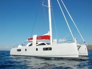 MATTIA 52'  (Catamarano)