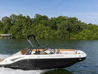 Bayliner DX 2050 DB