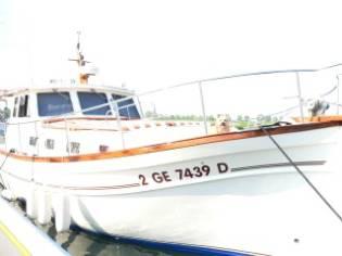 Menorquin Yachts Menorquin 160