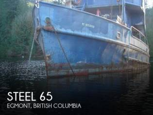 Steel Army T-boat 65