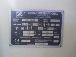 Zodiac Cadet RIB 340