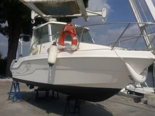 Saver 23 cabin fisher