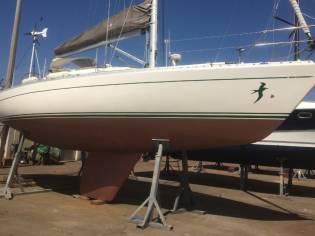 Sigma Yacht 35