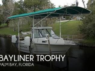 Bayliner Trophy 2359 FB