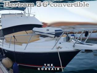 Bertram 36' Convertible