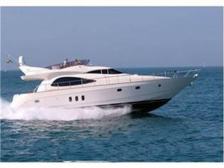 Cayman Yachts Cayman 62 Fly