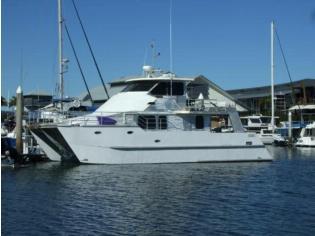 Charter Powercat 49
