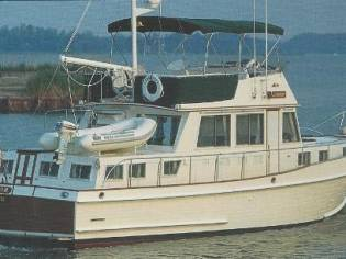Marine Projects Grand Banks 46 Heritage Classic