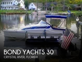 Bond Yachts MC 30