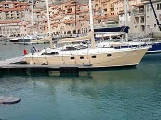 Ferretti Yachts Altura 422 Ketch