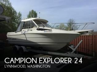 Campion Explorer 672 SLI