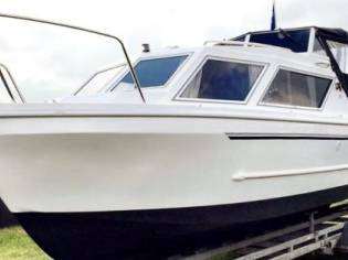Viking 26cc Canal Boat