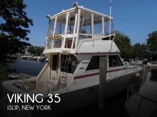 Viking 35 Convertible
