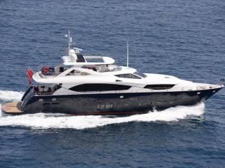 Sunseeker 30 Metre Yacht