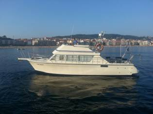 CHRIS CRAFT 11 m