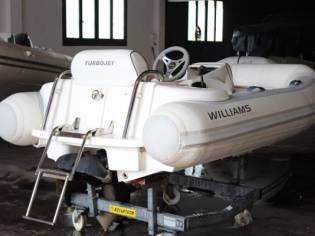 Williams Jet Tenders 285 Turbo