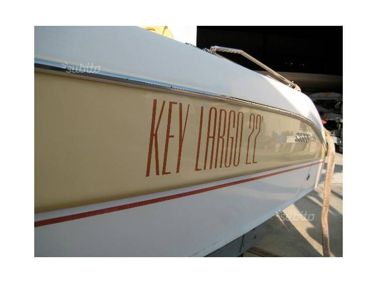 Key Largo 22 Deck