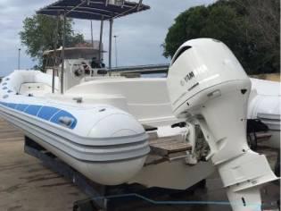 Custom Italboat Stingher 800